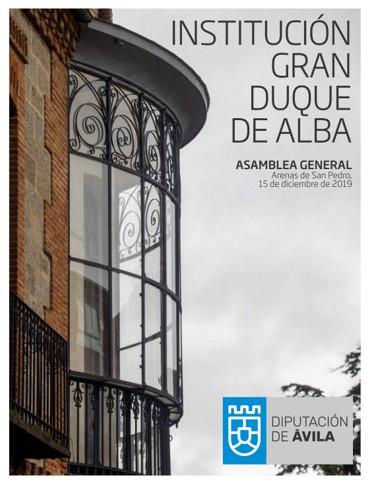 Asamblea General de la Institución Gran Duque de Alba