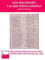 Juan Díaz Rengifo y su Arte Poética Española.