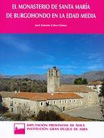 El Monasterio de Santa María de Burgohondo en la Edad Media